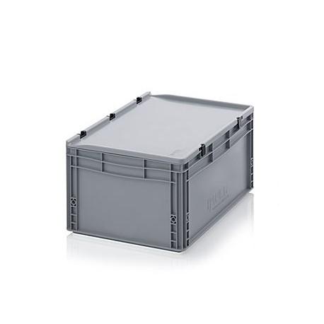 Transportbox 40x30x23,5-grau